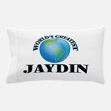 World's Greatest Jaydin Pillow Case