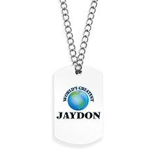 World's Greatest Jaydon Dog Tags