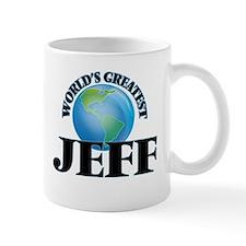 World's Greatest Jeff Mugs