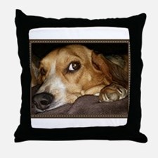 Abby One Love Throw Pillow