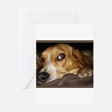 Abby One Love Greeting Cards