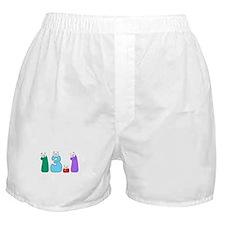 Smiling 13.1 Boxer Shorts