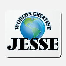 World's Greatest Jesse Mousepad