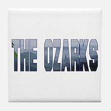 The Ozarks Tile Coaster