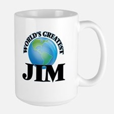 World's Greatest Jim Mugs