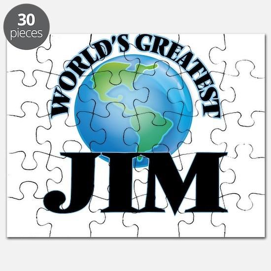 World's Greatest Jim Puzzle