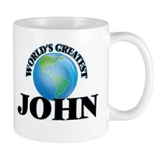 World's Greatest John Mugs