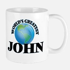 World's Greatest John Mugs