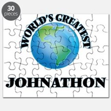 World's Greatest Johnathon Puzzle