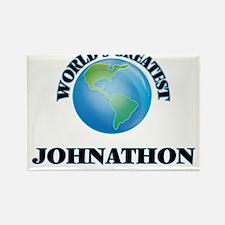 World's Greatest Johnathon Magnets