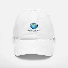 World's Greatest Johnathon Baseball Baseball Cap