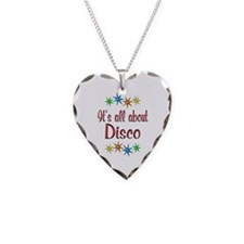 About Disco Necklace