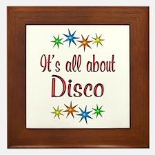 About Disco Framed Tile