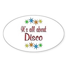 About Disco Decal