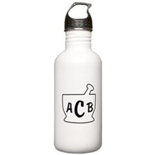 Personalized Mortar an Water Bottle