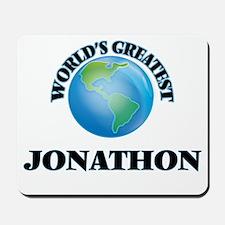 World's Greatest Jonathon Mousepad