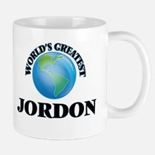 World's Greatest Jordon Mugs