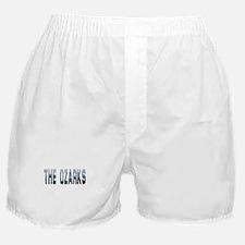 The Ozarks Boxer Shorts