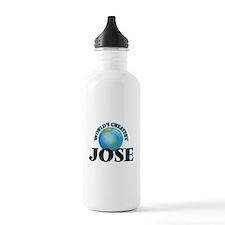 World's Greatest Jose Water Bottle