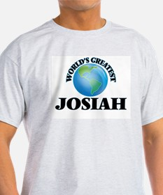 World's Greatest Josiah T-Shirt
