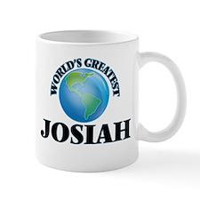 World's Greatest Josiah Mugs