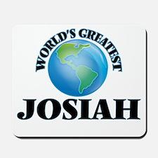 World's Greatest Josiah Mousepad