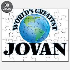 World's Greatest Jovan Puzzle