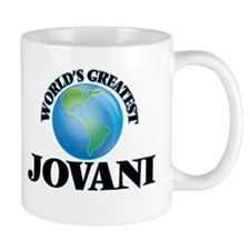 World's Greatest Jovani Mugs