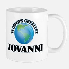 World's Greatest Jovanni Mugs