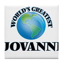 World's Greatest Jovanni Tile Coaster