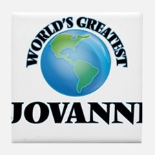 World's Greatest Jovanni Tile Coaster