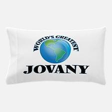 World's Greatest Jovany Pillow Case