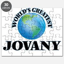 World's Greatest Jovany Puzzle