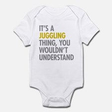 Its A Juggling Thing Onesie