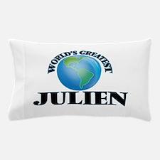 World's Greatest Julien Pillow Case