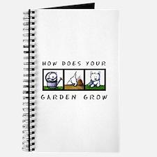 Garden Westies Journal