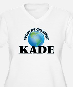 World's Greatest Kade Plus Size T-Shirt