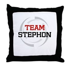 Stephon Throw Pillow