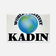 World's Greatest Kadin Magnets