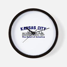 Kansas City . . . The Heart o Wall Clock