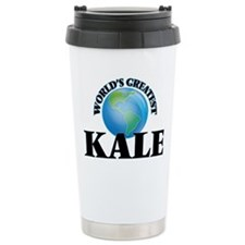 World's Greatest Kale Travel Mug