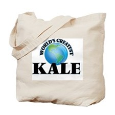World's Greatest Kale Tote Bag