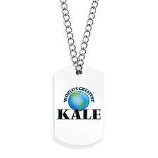 World's Greatest Kale Dog Tags