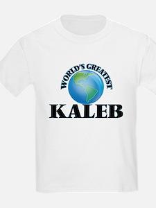 World's Greatest Kaleb T-Shirt