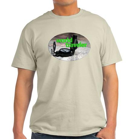 World traveler Light T-Shirt
