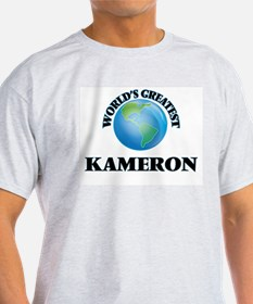 World's Greatest Kameron T-Shirt