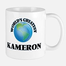World's Greatest Kameron Mugs