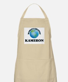 World's Greatest Kameron Apron