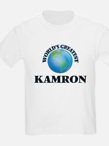 World's Greatest Kamron T-Shirt