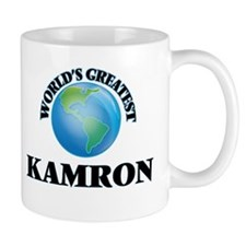 World's Greatest Kamron Mugs